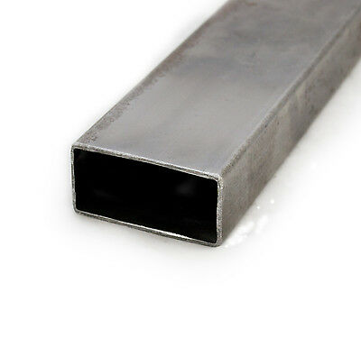 Mild Steel Square ERW Tube | 50mm x 25mm | 1.5mm Thick | 0.5m - 6m Lengths