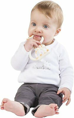 Sophie The Giraffe So Pure Teether Teething Ring  Gift