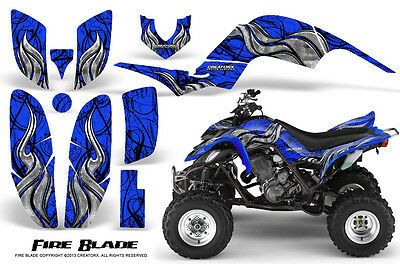 Yamaha Raptor 660 Graphics Kit Creatorx Decals Stickers Fbbl