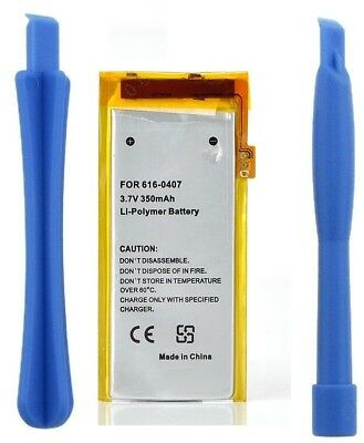 Replacement battery for ipod Nano 4th gen 4 MB598LL/A A1285 MB754LL/A MB903LL/A