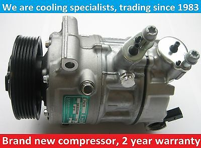Brand New Air Con Compressor/pump A1/a3/a4/q3/tt/leon/octavia/superb/golf/passat