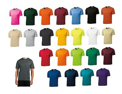 Augusta - Moisture Wicking, dri fit Performance Short Sleeve Sport T-Shirt S-6XL