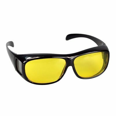 LDNOPTICS™ Wrap Fit Over Night Vision Driving Anti Glare Glasses Lorry