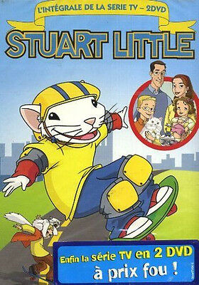 13159 // Stuart Little L'integrale De La Serie Tv 2 Dvd Neuf Sous Blister