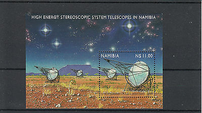 Namibia 2000 High Energy Stereoscopic System Telescopes Project SG#MS872 Space