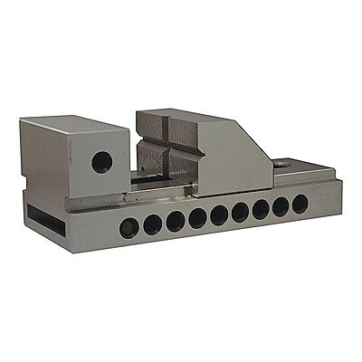 "Hardened Precision Screwless Vise 75mm 3"" Jaw  Vice"