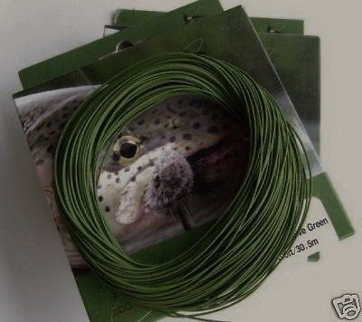 Fly Fishing Line -- W/F/Floating  # 6