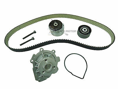 VAUXHALL VECTRA C 1.8 16V + SRi TIMING CAM BELT KIT TENSIONER PULLEY WATER PUMP