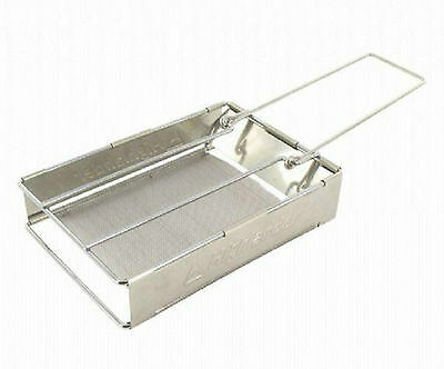 Highlander Outdoor Camping Cooking - Folding Grill - New