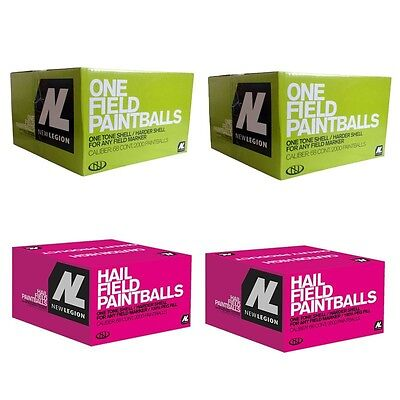 New Legion Paintball Package - 2x One, 2x Hail