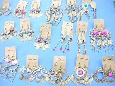 25 prs antique style fashion earrings *Ship From US/Canada*