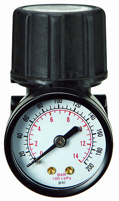 New 150 PSI Air Compressor Regulator Kit With Gauge