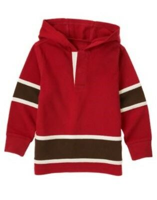 GYMBOREE ALPINE PATROL RED SNOWFLAKE L//S SWEATER 3 4 5 6 7 8 10 12 NWT