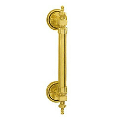 Delf Door Pull 2860PB 250mm Polished Brass
