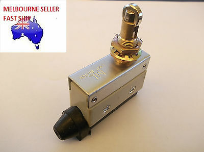 Panel Mount Pin Roller Type Limit Switch 250V 10A