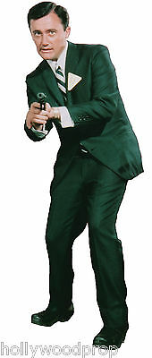 The Man From Uncle Napoleon Solo Lifesize Standup Standee Cutout Poster Figure