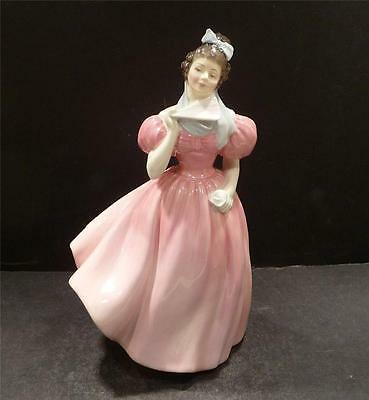 Royal Doulton Camellia Lady Figurine - HN 2222 - MINT