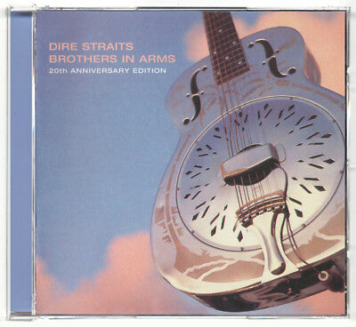 DIRE STRAITS - BROTHERS IN ARMS 20th Anniversary (HYBRID SACD / SUPER AUDIO CD)