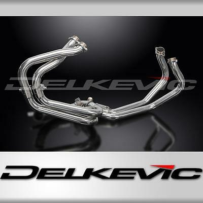 Honda VFR800 97-02 Stainless Exhaust Header Down Pipes