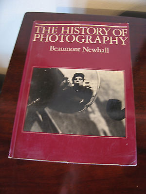 Vtg 1982 The History of Photography From 1839 to Present Day by Beaumont Newhall