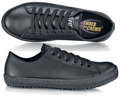 SFC Arbeitsschuhe Gastronomie OLD SCHOOL low Rider II Shoes for Crews 4054/6054