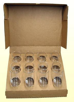 NC-0068, Pyrex Beakers, 150ml, Case of 12, Corning, Save 15%