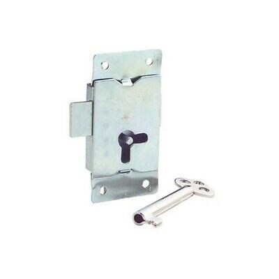 RiteFit Cupboard Drawer Lock Straight CLB Includes 1 Key