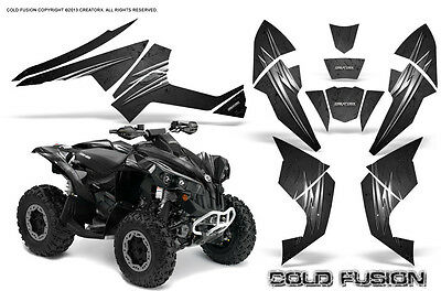 Can-Am Renegade Graphics Kit by CreatorX Decals Stickers CFB