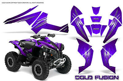 Can-Am Renegade Graphics Kit by CreatorX Decals Stickers CFPR