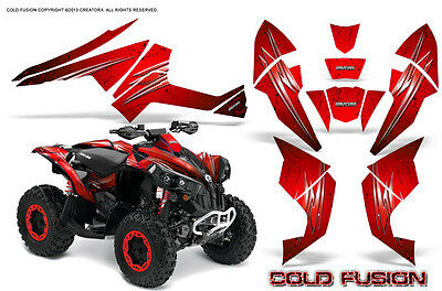 Can-Am Renegade Graphics Kit by CreatorX Decals Stickers CFRB
