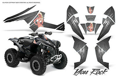 Can-Am Renegade Graphics Kit by CreatorX Decals Stickers YRS
