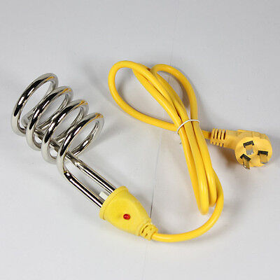 TEMP control 2000W Hot Water Heater Immersion Electric Element Rods Heater LC878
