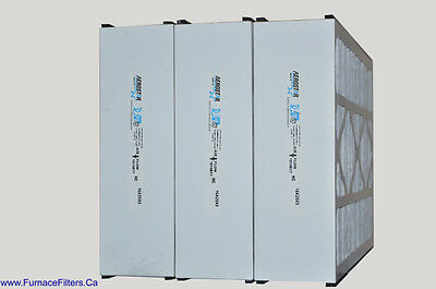 Generalaire Part # GF 4511 Aftermarket For 16 x 25 x 5 MAC 1400. Package of 3.
