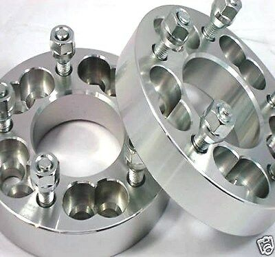 4 Pc | 5X4.75 To 5X4.50 Or 5x120.7 To 5x114.3 | Wheel Adapter Spacers 1.25 Inch