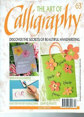 The Art Of Calligraphy Magazine - Part 63
