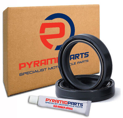 Pyramid Parts fork oil seals for Gilera Runner VX125 2006 on (35mm)