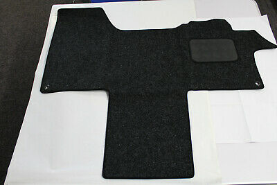 MOTORHOME CAB CARPET - Fiat Ducato / P.Boxer from 2006 - HIGH QUALITY VC09PE0301