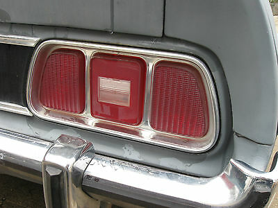 1973 Ford Mustang Right Rear Taillight