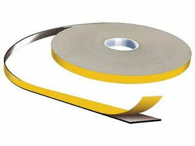 3mm Double Sided Glazing Security Foam Tape - 20mtr - BLACK