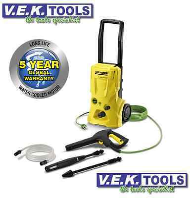 Karcher High Pressure Water Washer Cleaner Gerni 1800Psi -K3.800-5Yr Aus Wrnty