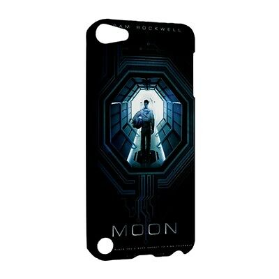 NEW IPOD 5 TOUCH HARD SHELL CASE PLASTIC COVER Moon