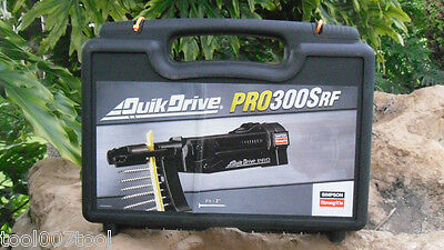 Quik Drive QDPRO300SRFG2 Tile Roof Attachment in Case