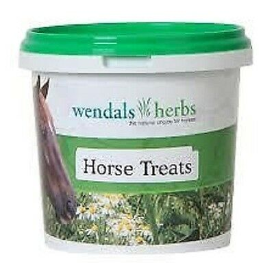 WENDALS HORSE TREATS horse pony equine  treat supplement feed natural herbal