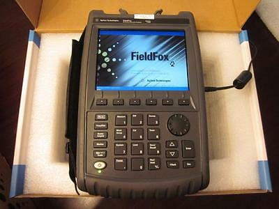 Agilent / HP N9923A 6 GHz Handheld RF Vector Network Analyzer - CALIBRATED!