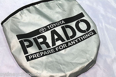 Toyota Prado Sunshade Interior Windscreen Sun Cover Sunvisor 140 X 69
