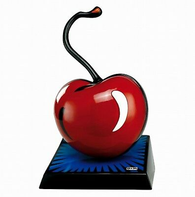 "BURTON MORRIS - POP ART - ""Cherry - Skulptur""  limited Edition 500 Ex. weltweit"