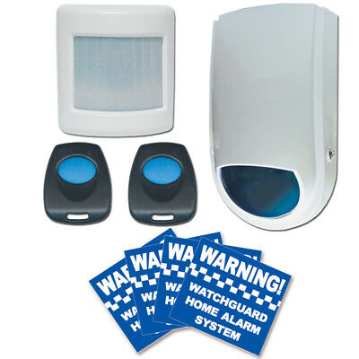 Watchguard Sentinal Alarm WGSENTINEL Entry Level Wireless Home Alarm System