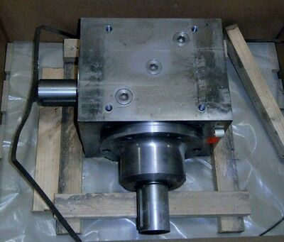 Diequa Corporation Tandler Spiral Bevel Gear Reducer Ratio 1:1, New In Crate
