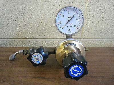 Scott Specialty Gases 51-700B 500PSI Pressure Regulator Used Free Shipping