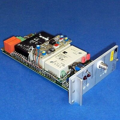 Hottinger Baldwin Messtechnik Dc Measurement Amplifier Card Mgt 31 Gr S38